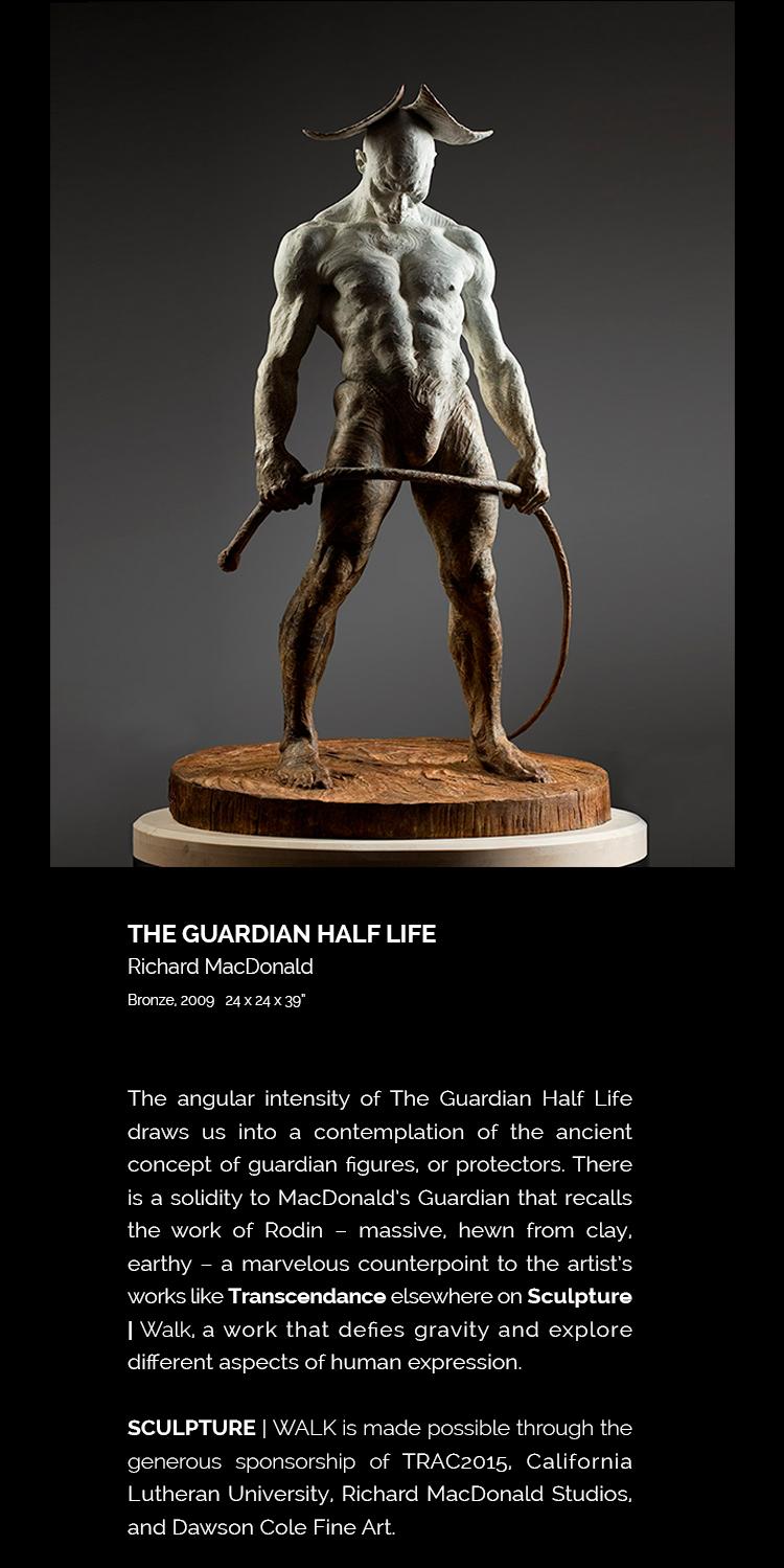 THe Guardian by Richard MacDonald