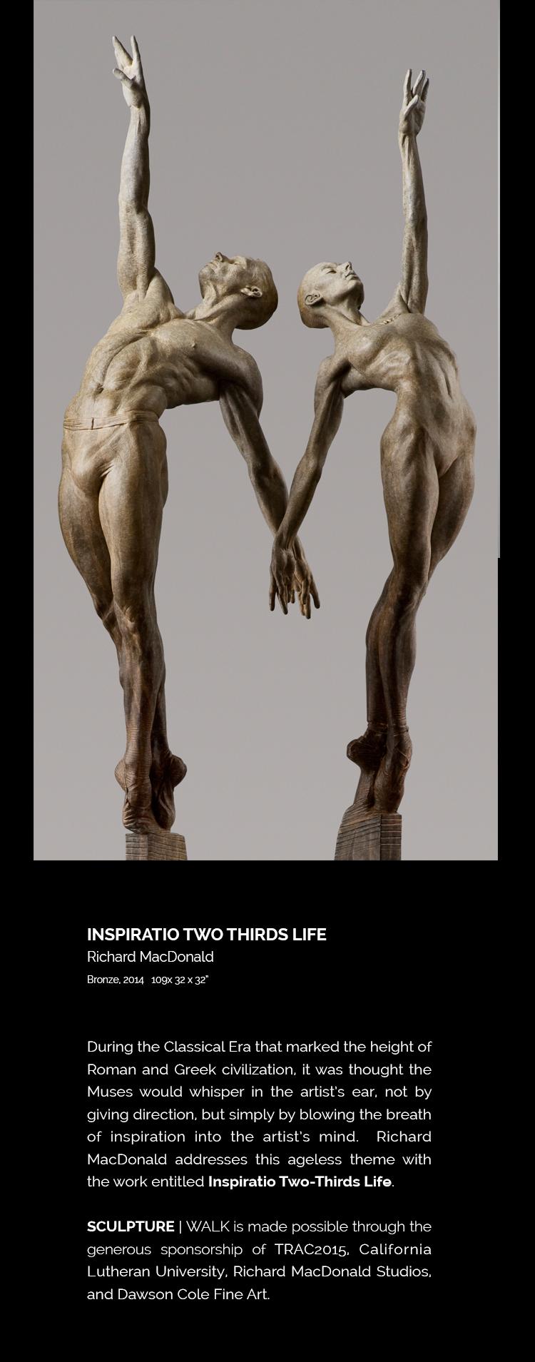 Inspiratio Two Thirds by Richard MacDonald