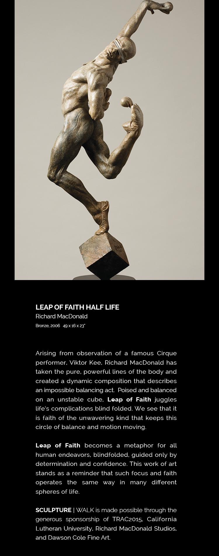 Leap of Faith by Richard MacDonald