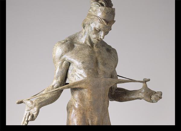 Nureyev by Richard MacDonald