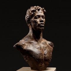 Carlos Acosta Bust