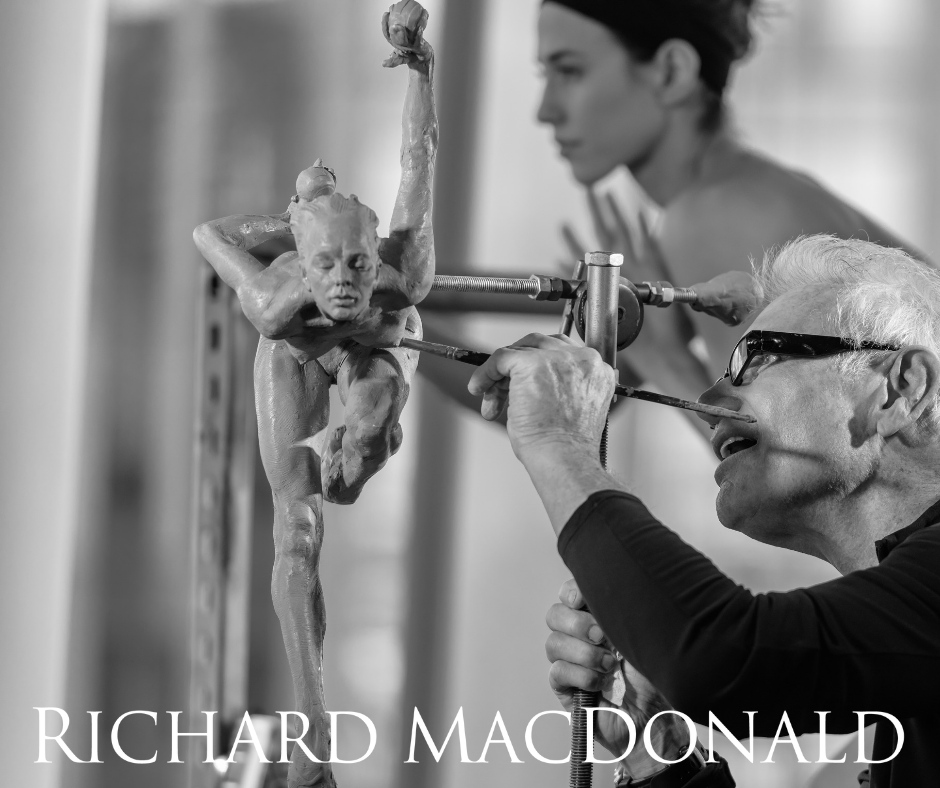 Making of Blind Courage by Richard MacDonald